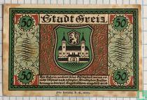 Greis 50 Pfennig