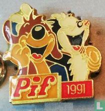 Pif & Hercules 1991