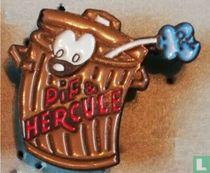 Hercules in vuilnisbak