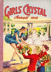 Girls' Crystal Annual 1956