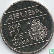 Aruba 2½ florin 2015