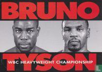 WBC Heavyeight Championschip Bruno VS Tyson