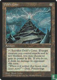 Delif's Cone