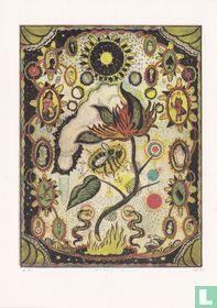 Tony Fitzpatrick 'Angola Flower'