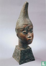 Head of queen mother