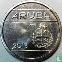 Aruba 10 cent 2018