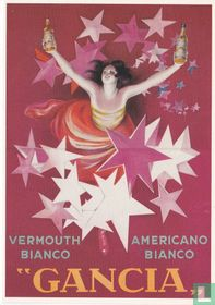 "Vintage Posters International ""Gancia"""