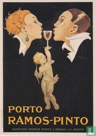 "Vintage Posters International ""Porto Ramos-Pinto"""