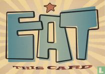 """Michael Carr """"Eat This Card"""""""