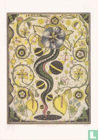 Tony Fitzpatrick 'Hydra Flower'