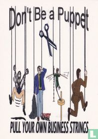 """Workforce 2000 """"Don't Be a Puppet"""""""