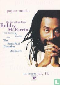 Bobby McFerrin - paper music