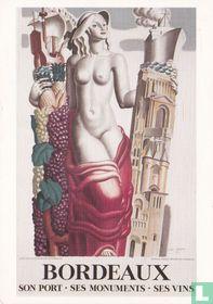"""Vintage Posters International """"Bordeaux"""""""