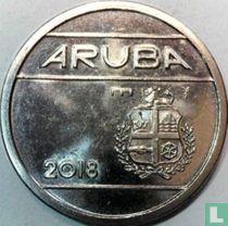 Aruba 25 cent 2018