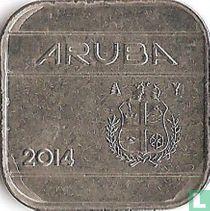 Aruba 50 cent 2014
