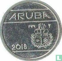 Aruba 5 cent 2018