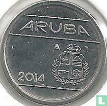 Aruba 5 cent 2014