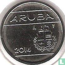 Aruba 10 cent 2014