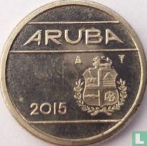 Aruba 10 cent 2015