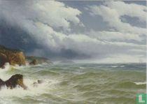Shipping in open sea (1882)