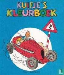 Kuifje's Kleurboek