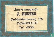 Sigarenmagazijn J.Buster