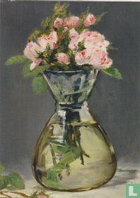 Rosen in einer Vase, 1882