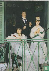 Der Balkon, 1868/69