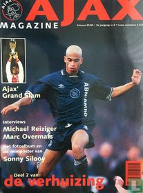 Ajax Magazine 6 9e jaargang