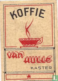 Koffie van Hulle - Kaster