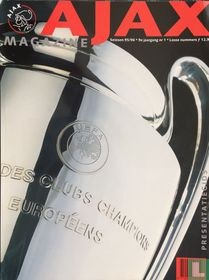 Ajax Magazine 1 9e jaargang