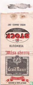 Misa Sherry - Grand Marnier - Cordon Rouge