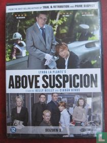 Above Suspicion seizoen 3