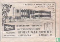 Remeha Fabrieken N.V.