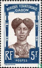 Femme Bantoue