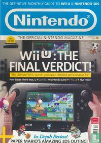 The Official Nintendo Magazine 89 Christmas 2012