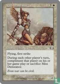 Miss Demeanor