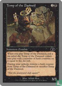Temp of the Damned