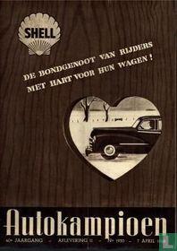 Autokampioen 11 1950