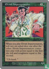 Elvish Impersonators
