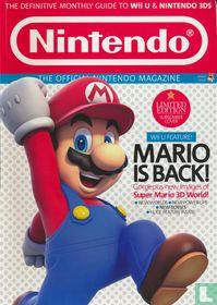 The Official Nintendo Magazine 101 Xmas