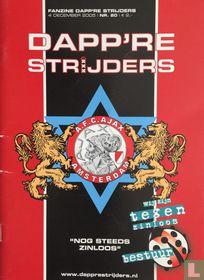 Fanzine Dapp're strijders 20