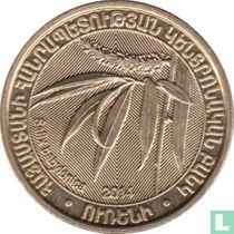 "Armenien 200 Dram 2014 ""Salix babylonica"""