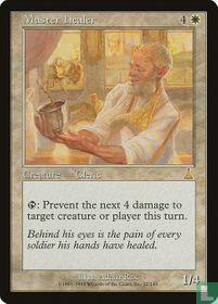 Master Healer