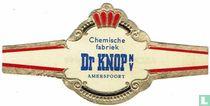 Chemische fabriek Dr KNOP Amersfoort