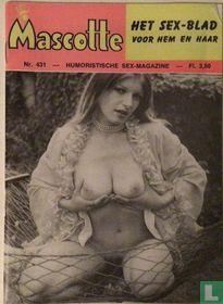 Mascotte Magazine 431