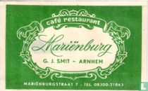 Café Restaurant Mariënburg