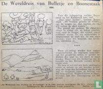Bulletje en Boonestaak in Brazilie