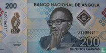 Angola 200 Kwanzas 2020