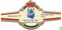 Hotel Café Rest. De Drie Eenen - Zuideinde 111 - Roelofarends-veen